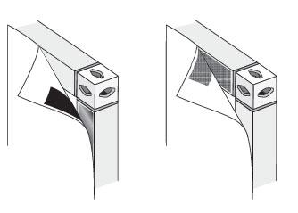 Магнитная лента если панели гибкие